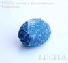 4120/B Ювелирные стразы Сваровски Marbled Blue (18х13 мм)