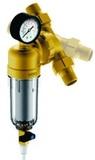 Фильтр Гейзер Бастион 7508095233 с манометром для холодной воды 3/4