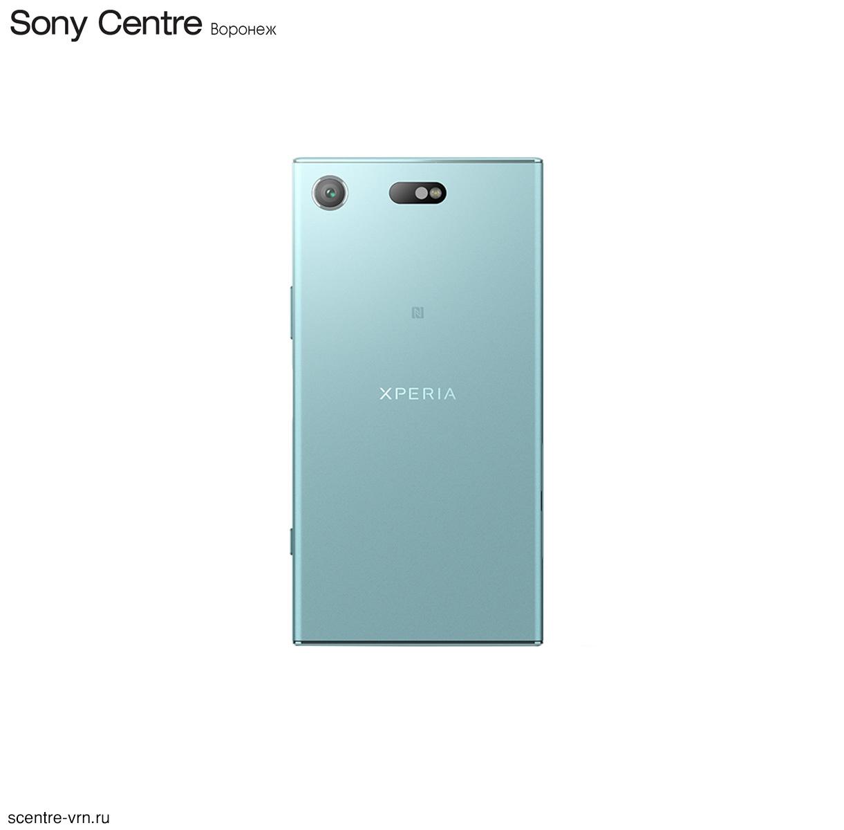 G8441/L смартфон Sony Xperia XZ1 Compact, цвет Сумеречно-голубой