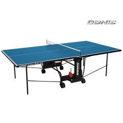 Всепогодный Теннисный стол Donic Outdoor Roller 600 синий