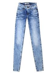GJN010663 джинсы для девочек, медиум-лайт/айс