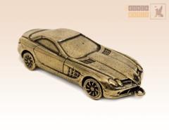 Автомобиль Mercedes-Benz SLR McLaren (С199)