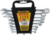 Набор KRAFTOOL EXPERT: Ключи гаечные комбинированные