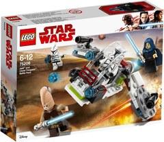 Star Wars TM Боевой набор джедаев и клоновпехотинцев 75206
