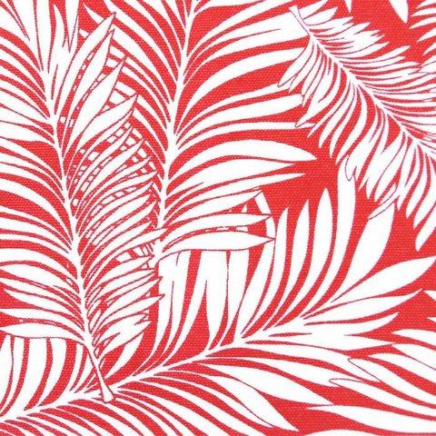 Хлопковая ткань Сити уличная коллекция красный