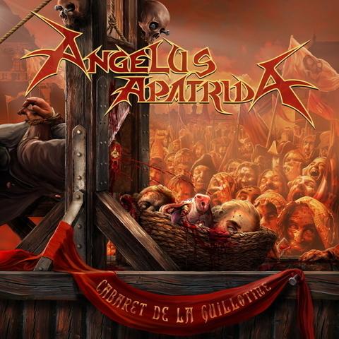 Angelus Apatrida / Cabaret De La Guillotine (CD)