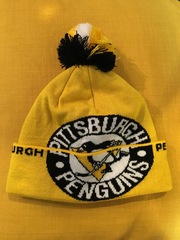 Шапка REEBOK NHL Pittsburgh Penguins