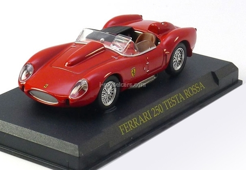 Ferrari 250 Testarossa red 1:43 Eaglemoss Ferrari Collection #11