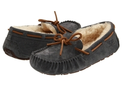 UGG Moccasins Dakota for Women Pewter (с мехом)