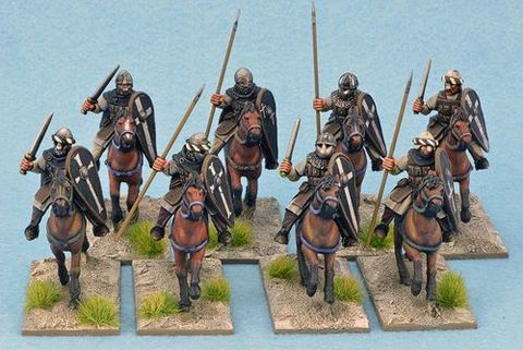 Milites Christi Mounted Sergeants (Warriors)