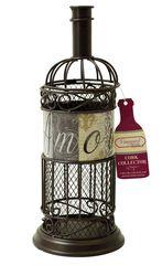 Декоративная емкость для винных пробок Boston Warehouse Amour