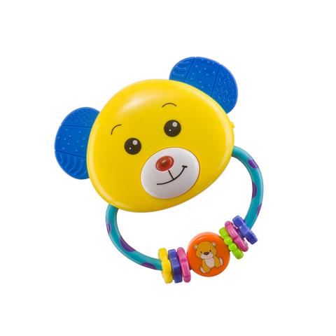 Happy Baby. Погремушка-прорезыватель
