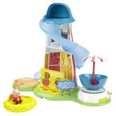 Игровой набор Водная горка - Луна Парк, Peppa Pig