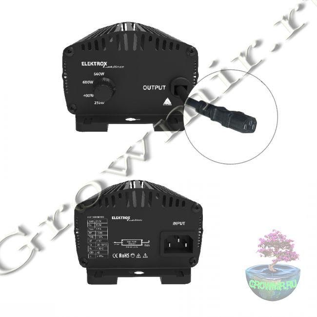 Elektrox 400W с регулятором