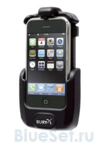 Активный Cradle BURY UNI System 9 для iPhone 4/4S