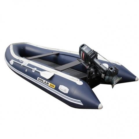 Лодка надувная моторная SOLAR 450 (под заказ)