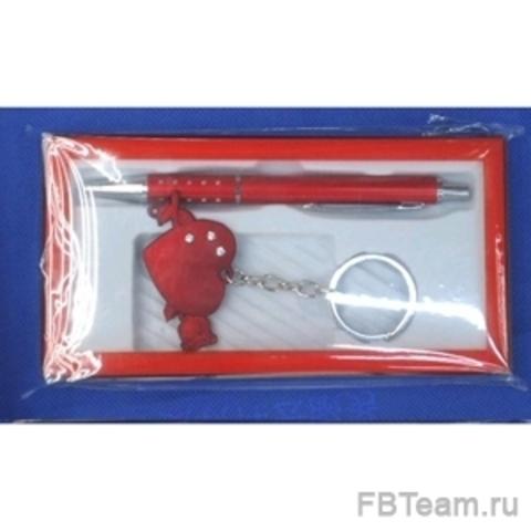 Набор: ручка+брелок MML14328