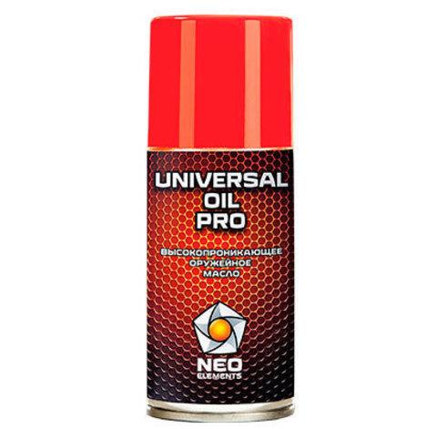 Высокопроникающее оружейное масло «UNIVERSAL OIL PRO» 210 мл