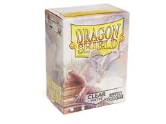 Dragon Shield - Прозрачные небликующие матовые протекторы 100 штук