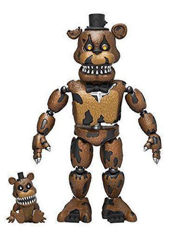 Активная фигурка Кошмарный Фредди (Freddy)