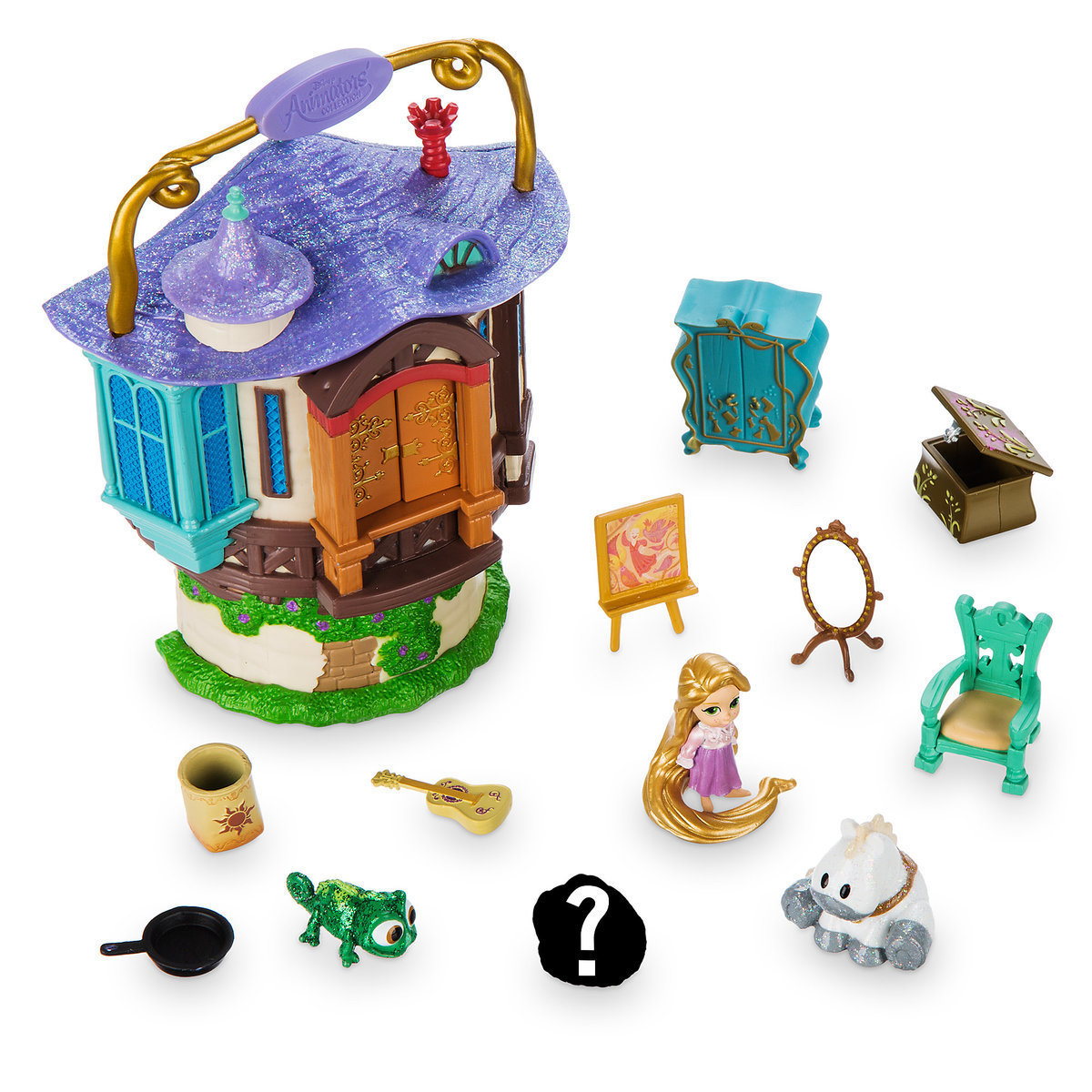 "Мини-набор ""Рапунцель"" - Disney Animators' Collection"