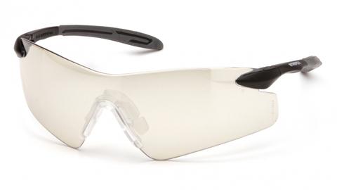 Очки баллистические стрелковые Pyramex Intrepid II SB8880S зеркально-серые 50%