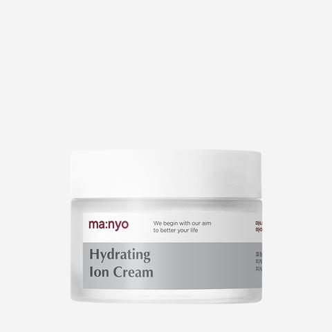 Увлажняющий восстанавливающий крем с гиалуроновой кислотой, 50 мл / Manyo Hydrating Ion Cream