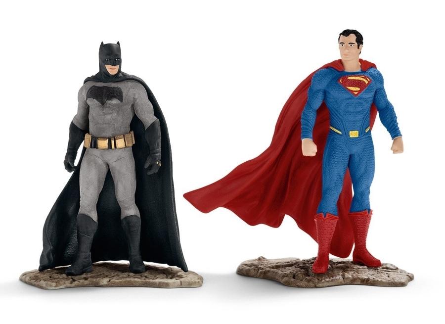 SCHLEICH Justice League Superman Figure DC Comics NEW