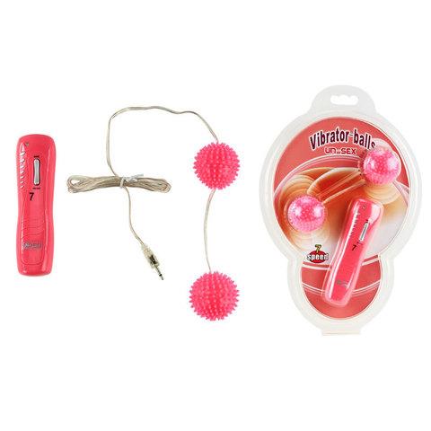 Вагинальные шарики Vibrator - balls, с пультом управления