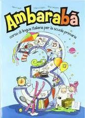 Ambaraba 3 (libro studente +Dx2)