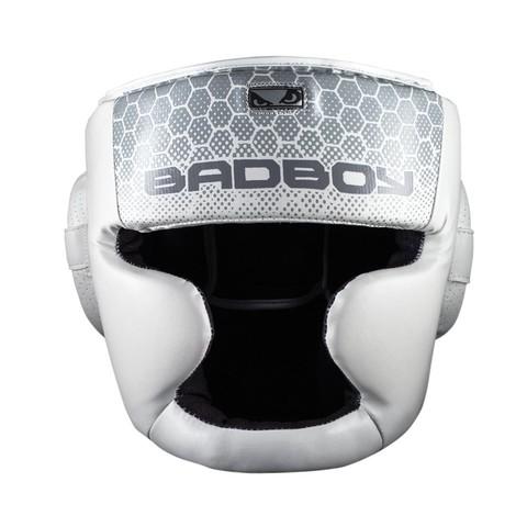 Шлем Bad Boy Legacy 2.0 Head Guard - White&