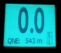 Atlas altimeter