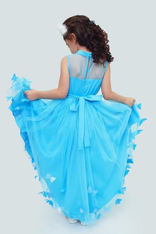 Платье детское + без дополнений (артикул 1Н25-1)