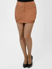 2070-1 юбка розовая