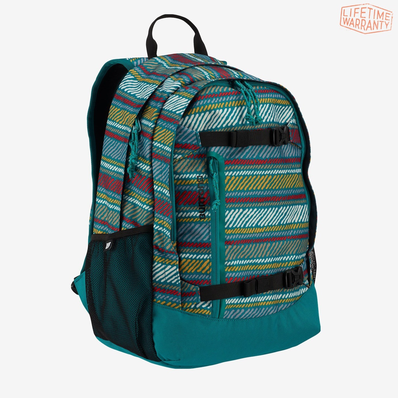 Рюкзак BURTON YOUTH DAYHIKER 20L paint stripe print