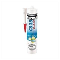 Затирка для стыков CERESIT CS 25 с противогрибковым эффектом (белая)