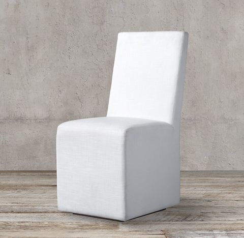 Ellison High-Back Fabric Side Chair