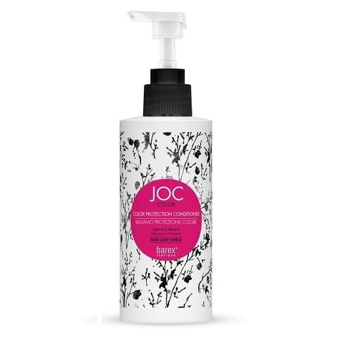 Бальзам для волос Стойкость цвета Абрикос и Миндаль Barex Joc Color Protection Conditioner Apricot & Almond 250мл