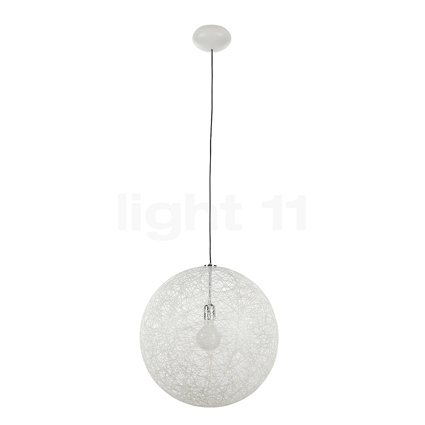 replica moooi moooi random pendant lamp white d40. Black Bedroom Furniture Sets. Home Design Ideas