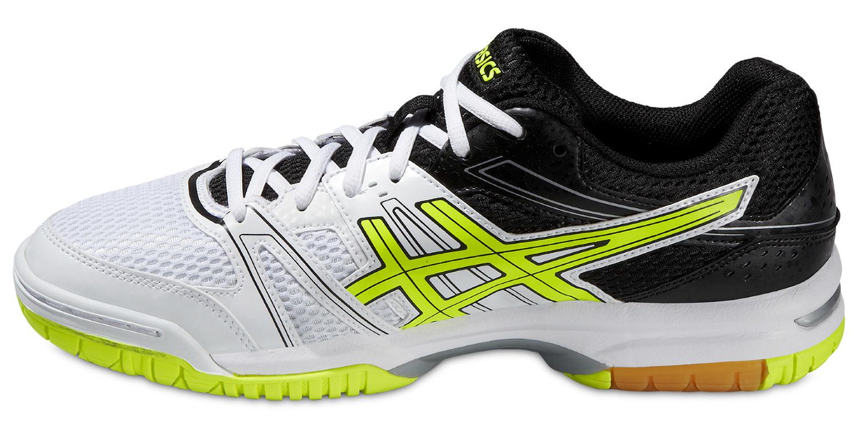 Мужские кроссовки для волейбола Асикс гель рокет 7 (B405N 0107) фото