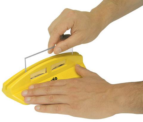скребок Toko Scraper Sharpener World Cup для 3мм, 4 мм, 5 мм и 6 мм