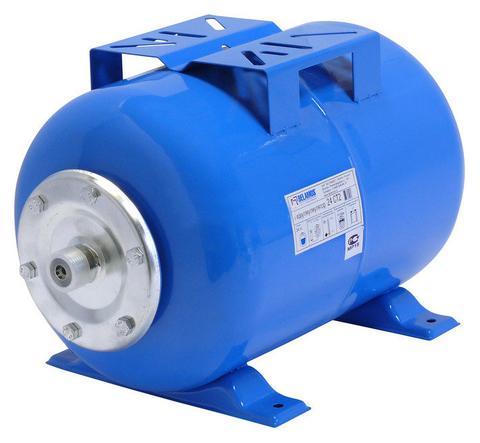 Горизонтальный гидроаккумулятор для холодного водоснабжения Беламос СТ 24 литра
