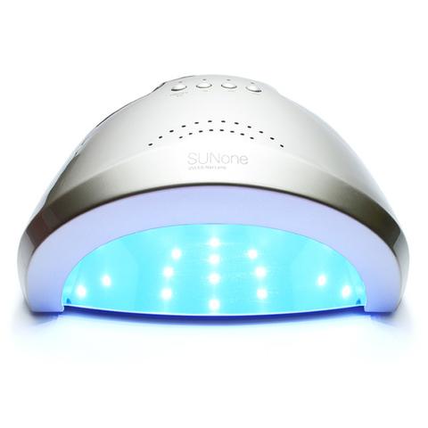 "УФ Лампа для маникюра гибрид ""SUN ONE"" (UV/LED) 48 ватт, 30 диодов"