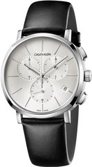Мужские швейцарские часы Calvin Klein K8Q371C6