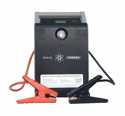 Пуско-зарядное устройство AURORA ATOM 30 PRO