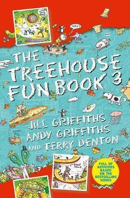 Kitab The Treehouse Fun Book 3 | Andy Griffiths