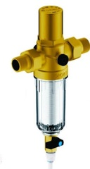 Фильтр Гейзер Бастион 7508205233 с защитой от гидроударов для холодной воды 3/4