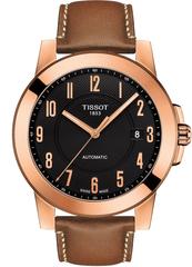 Мужские часы Tissot T098.407.36.052.01 Gentleman Swissmatic