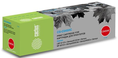 Картридж Cactus CS-C045HC