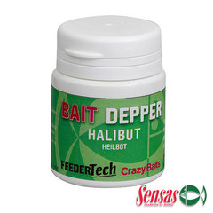Ароматизатор дип палтус Feeder Bait Depper Halibut (30 мл)